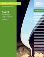 Value 2.0: Eight new rules for creating and capturing value from ...