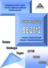 Buku Panduan BE 2012 - Lembaga Hasil Dalam Negeri