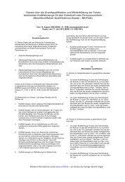 Berufskraftfahrer-Qualifikations-Gesetz (BKrFQG) - EU-BKF.de