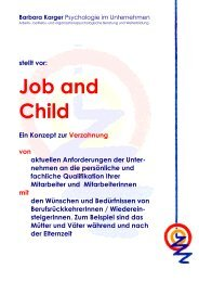 Job and Child - Barbara Karger
