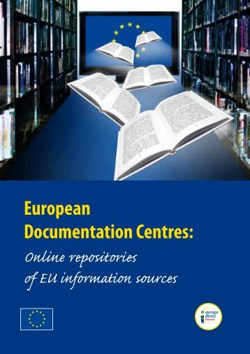 European Documentation Centres: