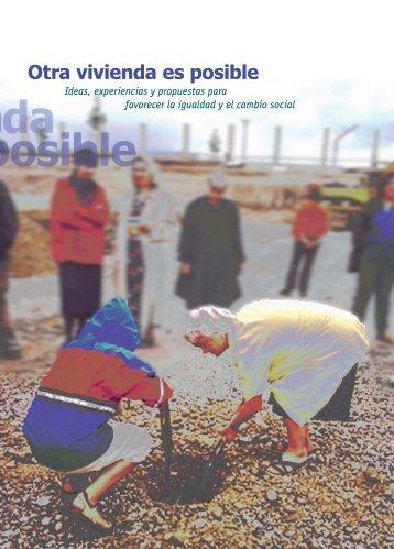 Otra vivienda es posible - Red Mujer y Hábitat de América Latina