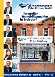 Niederlassung Troisdorf - Peter Kittlaus IVD, Immobilien und ...