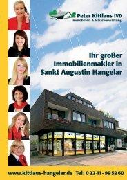 Niederlassung Hangelar - Peter Kittlaus IVD, Immobilien und ...
