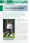 Broschüre 11: Spielend dribbeln lernen - FV Griesheim - Seite 4