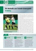 Broschüre 11: Spielend dribbeln lernen - FV Griesheim - Seite 6