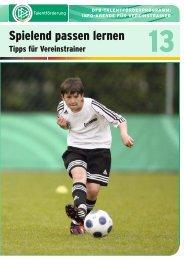 13 - Spielend passen lernen - FV Griesheim