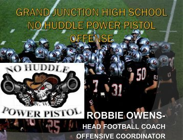robbie owens - Glazier Clinics