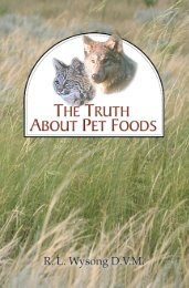 The-Truth-About-Pet-Foods