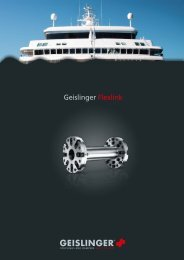 Flexlink Catalog - Geislinger