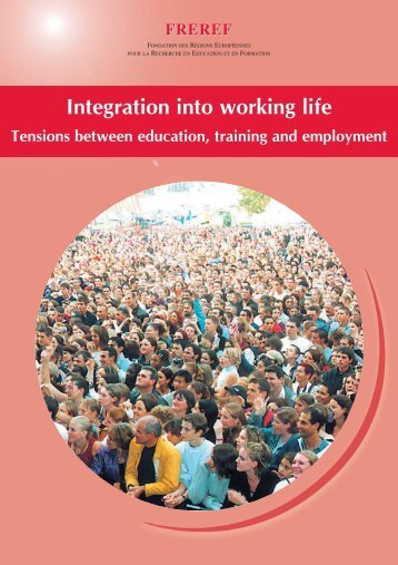 Integration into working life - Freref