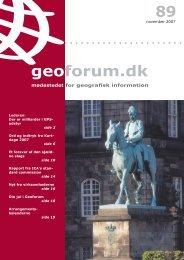 89 geoforum.dk - GeoForum Danmark