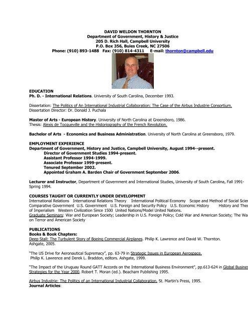 Campbell r harvey 1986 dissertation