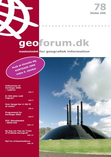 78 geoforum.dk - GeoForum Danmark