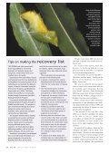 Changing habitat - ECOS Magazine - Page 3