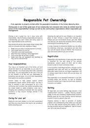responsible pet ownership SCRC.pdf - the Living Smart Program