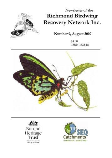 Richmond Birdwing Recovery Network Inc.