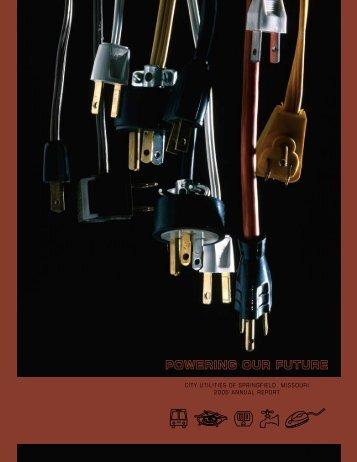 city utilities of springfield, missouri 2006 annual report