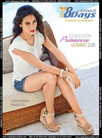Catalogo Confort Primavera Verano 2015