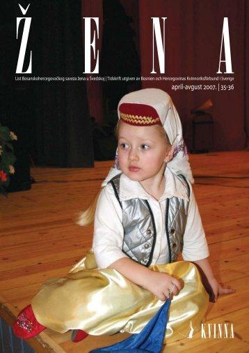 Zena-Kvinna 35-36 - Žena-Kvinna
