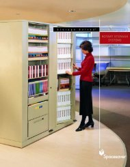 6697 Spacesaver Body - Modern Office Systems