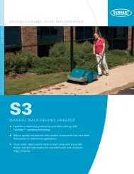 Brochure Download - Southern Sweepers