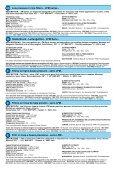 LEITUNGSFILTER FILTRES EN LIGNE BASSE PRESSION ... - Page 2