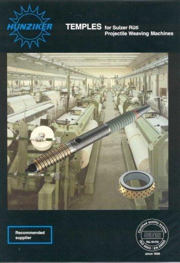 Projectil - G. Hunziker AG