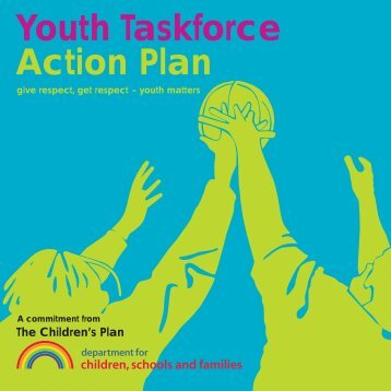 Youth Taskforce Action Plan - Partnership for Young London