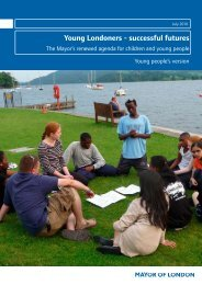 Young People's version - Partnership for Young London