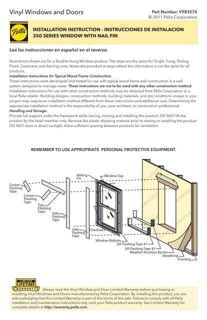 Vinyl Windows and Doors - Pella com