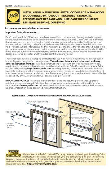 Sliding Glass Door Jeld Wen Sliding Glass Door Installation