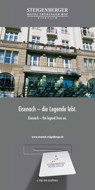 Eisenach – die Legende lebt.