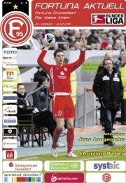 PDF Download - Fortuna Düsseldorf
