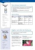 Obstbauratgeber 2012 - Kwizda Agro - Seite 6