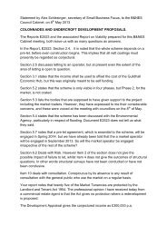 Mins Appx 09 Statement Alex Schlesinger , item PDF 25 KB