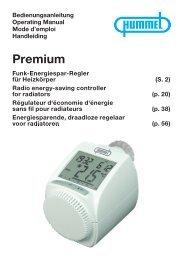 Premium - Hummel AG