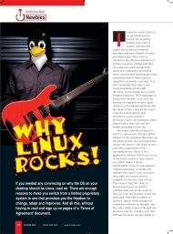 Introduction - LINUX For You