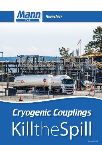 Cryogenic Couplings
