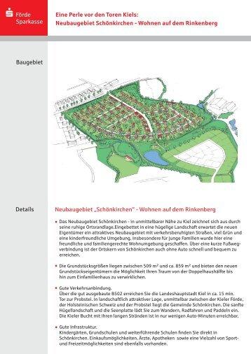 elliehausen neubaugebiet am gesundbrunnen sparkasse. Black Bedroom Furniture Sets. Home Design Ideas