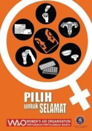 Pilih untuk SelaMat - Women's Aid Organisation