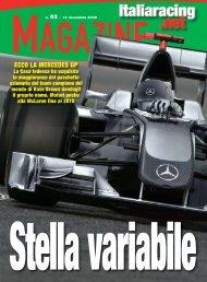 ECCO LA MERCEDES GP - Italiaracing