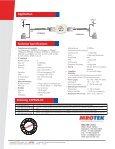 Data Sheet - MRO-TEK - Page 2