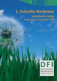 Unsere R eferenten - Deutsches Franchise Institut