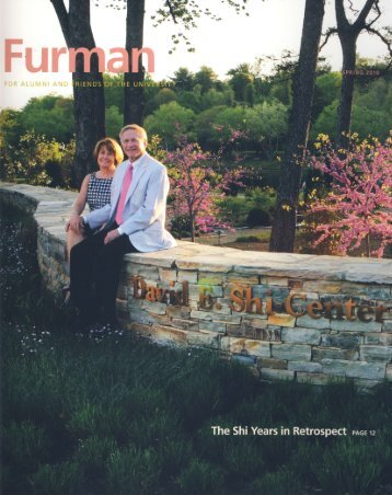 Furman University Alumni Magazine - Wheeler Microfluidics ...