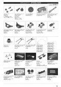 KYOSHO Lazer ZX-5 Ersatzteil-Liste - Page 2