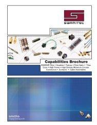 Sabritec Capabilities Brochure - Koehlke Components, Inc.