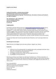 Further informations - Ernst-Herzfeld-Gesellschaft
