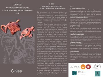 "X Congresso Internacional ""A Cerâmica Medieval no Mediterrâneo"""