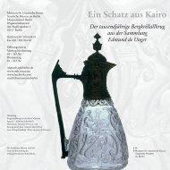 Einladung Bergkristall 17-6-2011.indd - Ernst-Herzfeld-Gesellschaft